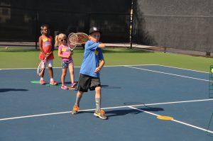 junior tennis academy signup