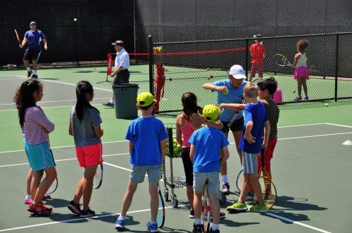 Thanksgiving Tennis Junior Kids Camp