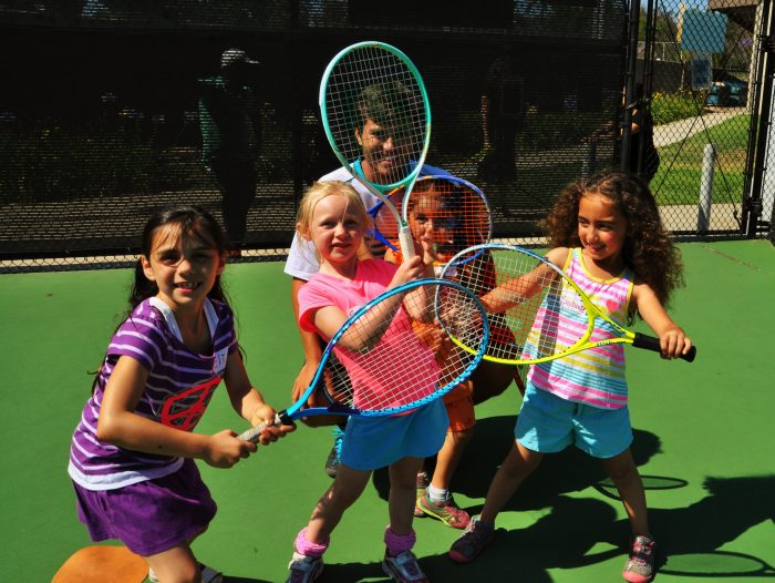 kids after school tennis near me