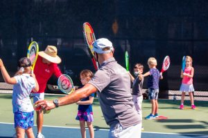Kids Tennis Long Beach Valter Paiva