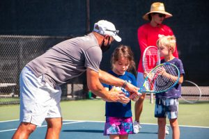Long Beach Tennis Camp Valter Paiva
